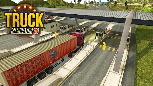 Truck Simulator 2018 - Europe screenshot 1