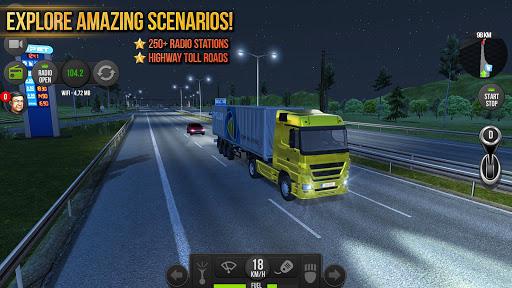 Truck Simulator 2018 - Europe screenshot 2