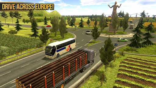 Truck Simulator 2018 - Europe screenshot 3