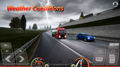 Truck Simulator - Europe 2 screenshot 2
