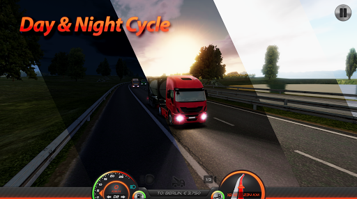 Truck Simulator - Europe 2 screenshot 3