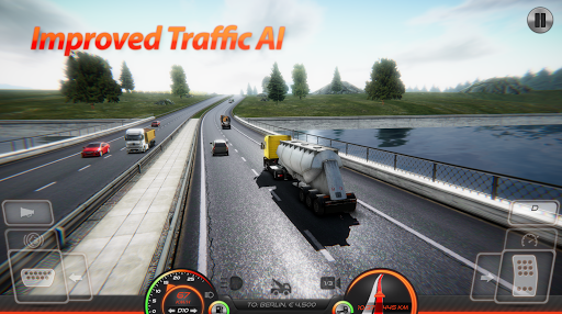 Truck Simulator - Europe 2 screenshot 4