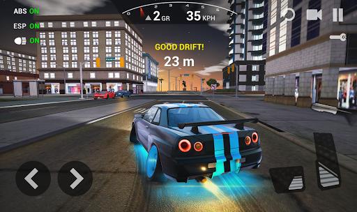 Ultimate Car Driving Simulator screenshot 2