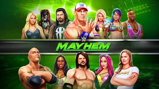 WWE Mayhem screenshot 1
