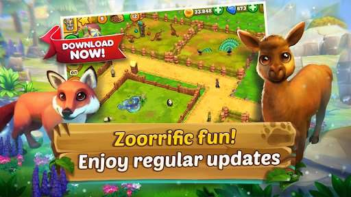 Zoo 2 - Animal Park screenshot 2