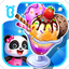 Baby Panda's Ice Cream Shop APK