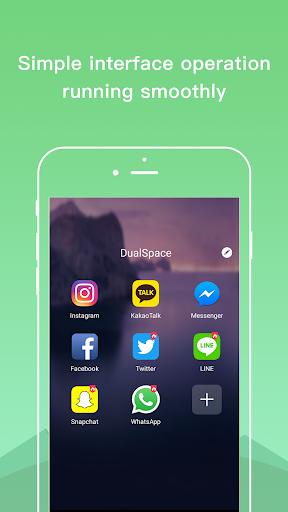 Dual Space screenshot 1