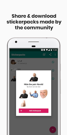 Sticker Studio for WhatsApp screenshot 3