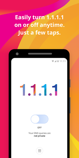 1.1.1.1 screenshot 1