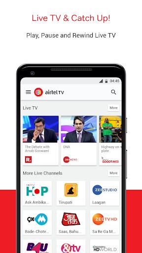 Airtel TV screenshot 2