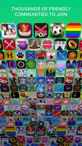 Amino screenshot 1