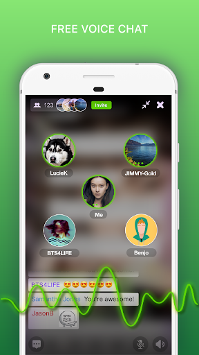 Amino screenshot 3