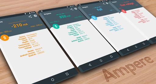 Ampere screenshot 1