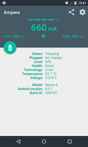 Ampere screenshot 2