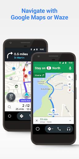Android Auto screenshot 2