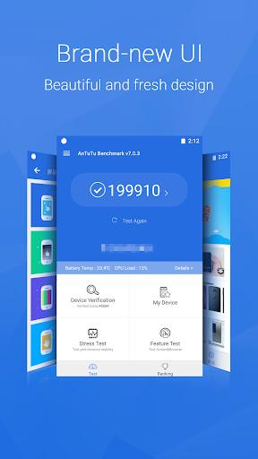 AnTuTu Benchmark screenshot 3