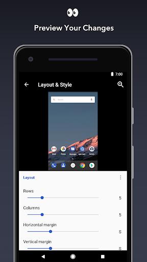 Apex Launcher screenshot 3