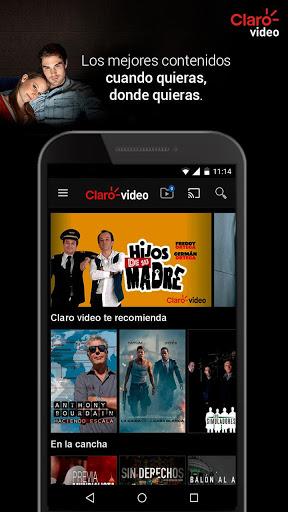 Clarovideo screenshot 1