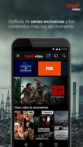 Clarovideo screenshot 3