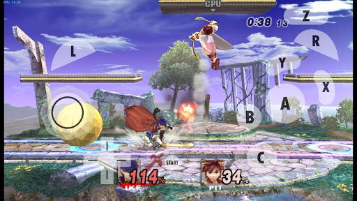 Dolphin Emulator screenshot 1