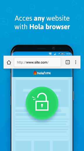 Hola Free VPN screenshot 2