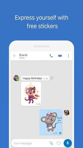 imo messenger screenshot 2