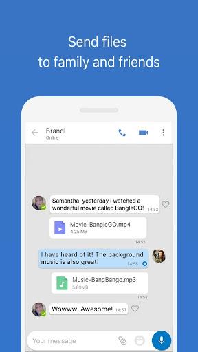 imo messenger screenshot 3