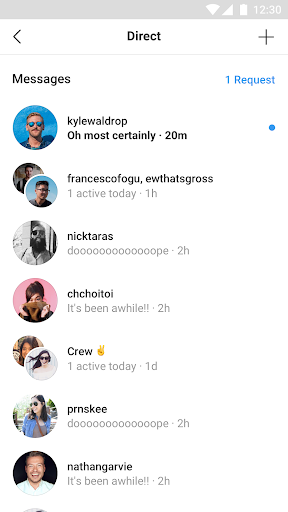 Instagram Lite screenshot 2
