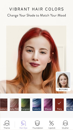 MakeupPlus screenshot 3
