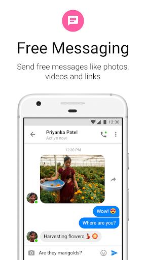 Messenger Lite screenshot 1