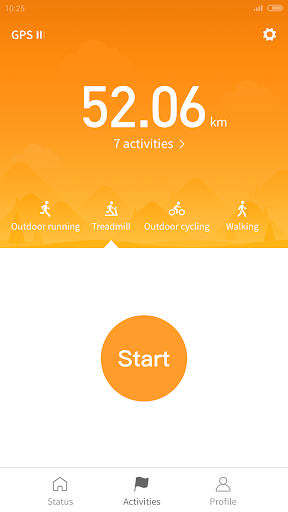 Mi Fit screenshot 2