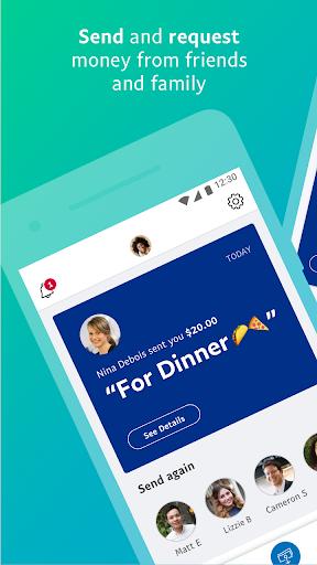 Paypal Mobile screenshot 1