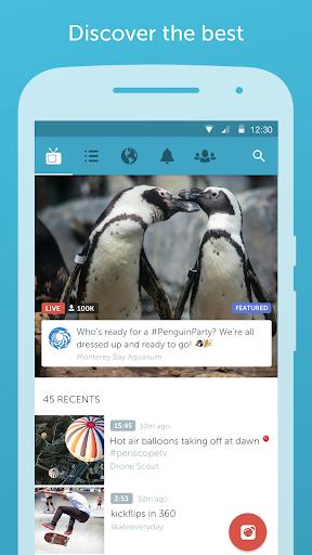Periscope screenshot 3