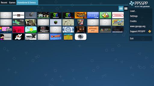 PPSSPP screenshot 2