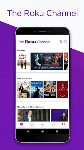 Roku screenshot 1
