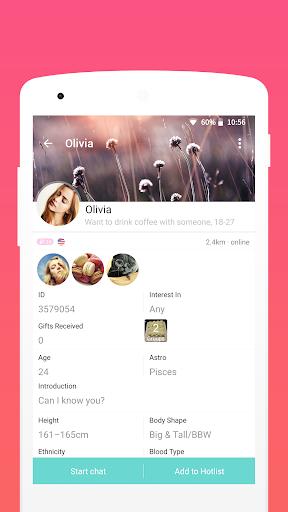 SayHi Chat screenshot 3