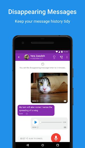 Signal Private Messenger screenshot 3