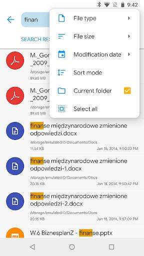 Solid Explorer File Manager screenshot 3