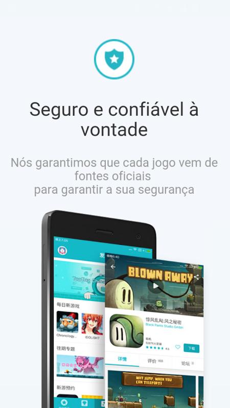 TapTap screenshot 1