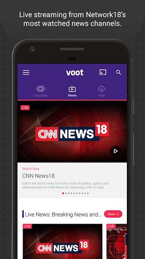 Voot screenshot 2
