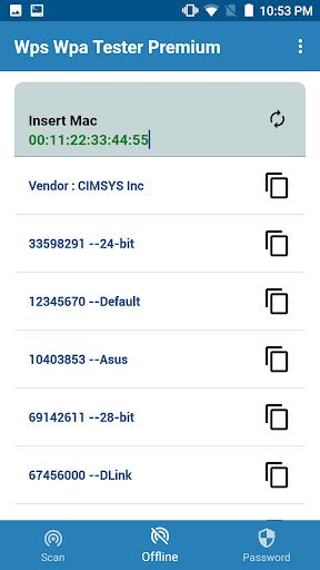Wps Wpa Tester screenshot 2