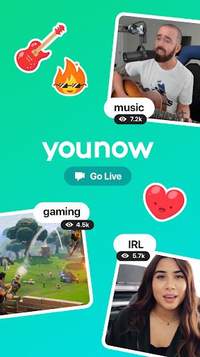 YouNow screenshot 1