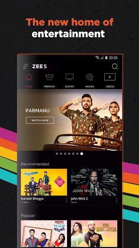 ZEE5 TV screenshot 2