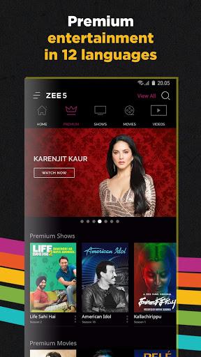ZEE5 TV screenshot 3