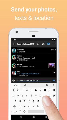 Zello PTT Walkie Talkie screenshot 3