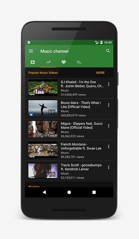 Download YMusic - YouTube music player & downloader for Android free   blogger.com