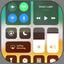 Control Center iOS 13 APK